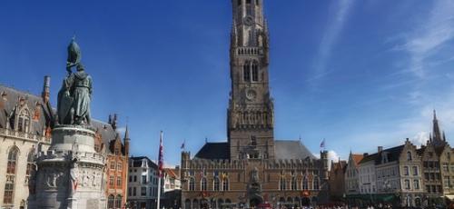Bruges Le Belfort